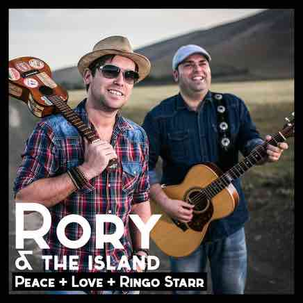 Peace and Love and Ringo Starr. Rory & The Island