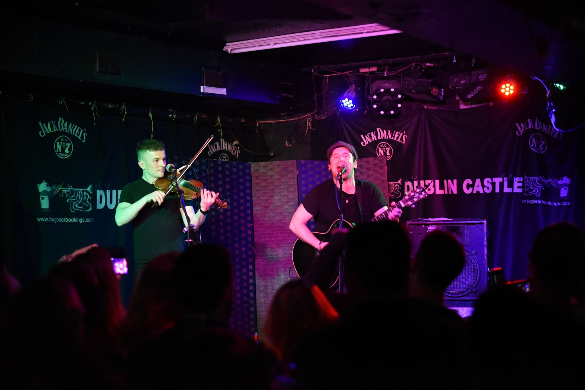 Live at The Dublin Castle