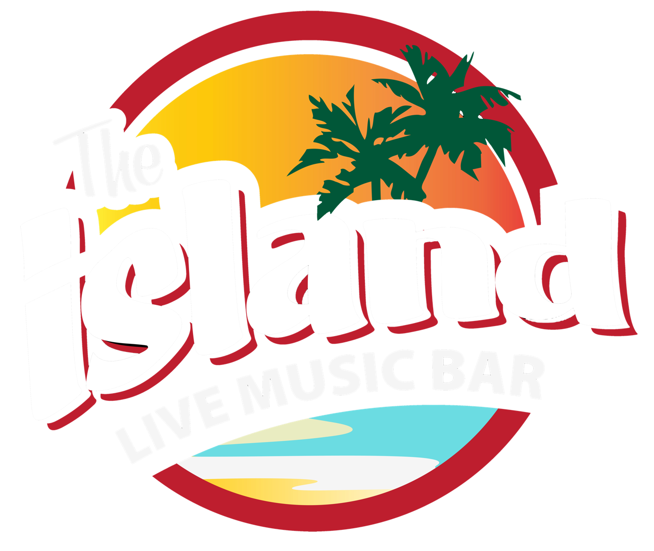 The Island Bar Lanzarote.  Home to Rory & The Island